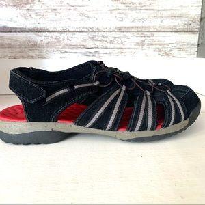 Clark's Women's Tuvia Maddee Sport Sandal, 10 Wide